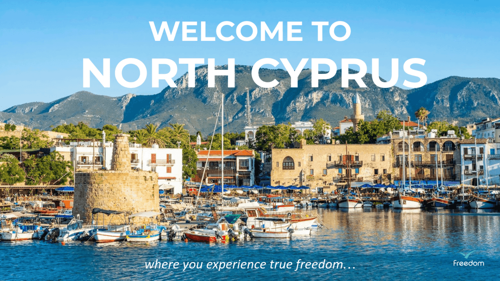 Explore North Cyprus with Freedom