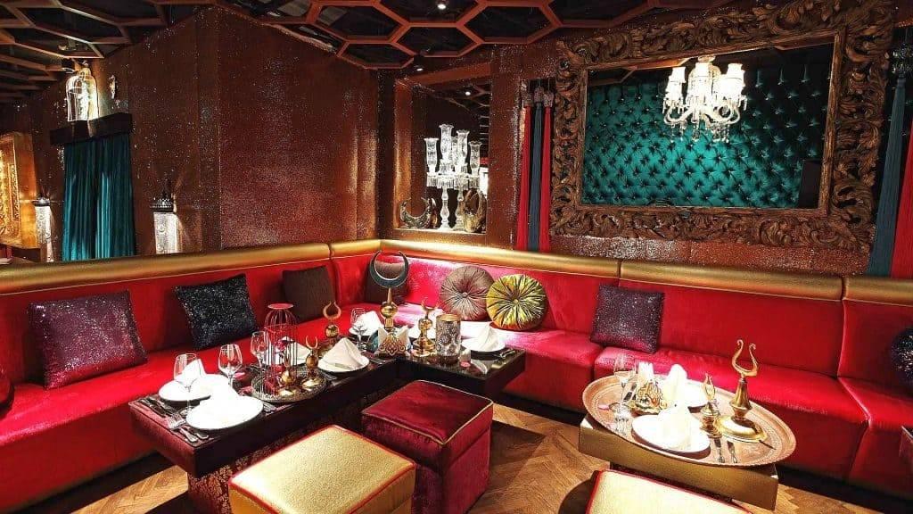 Vip lounge Cratos Hotel