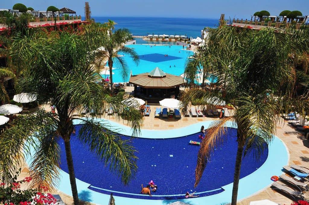 Cratos Hotel in North Cyprus