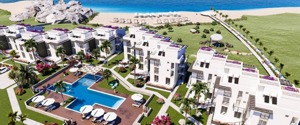 Atlantis Seafront project in North Cyprus